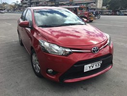 2016 Toyota Vios for sale in Manila