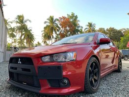 2008 Mitsubishi Lancer Evolution for sale in Cavite