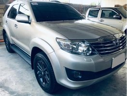 Toyota Fortuner 2012 for sale in Cebu City