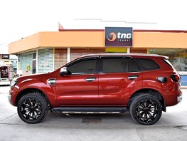 Sell Red 2016 Ford Everest in Lemery