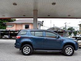 Blue 2018 Chevrolet Trailblazer for sale in Lemery