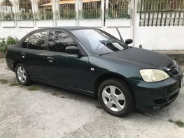 Selling 2nd Hand Honda Civic 2004 in Quezon City