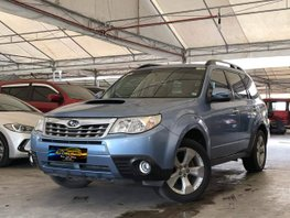 2nd Hand 2012 Subaru Forester at 72000 km for sale in Makati