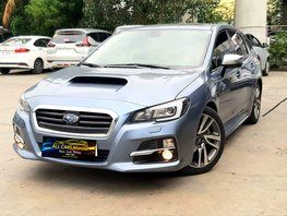 Sell Used 2016 Subaru Levorg at 39000 km in Makati