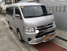 Used 2018 Toyota Hiace at 20000 km for sale