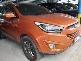 Sell Used 2014 Hyundai Tucson Automatic at 41000 km