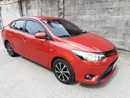 2nd Hand 2016 Toyota Vios at 70000 km for sale in Metro Manila