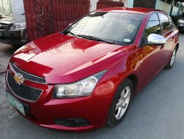 Selling Used Chevrolet Cruze 2012 Automatic at 50000 km