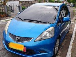 Blue 2009 Honda Jazz for sale in Las Pinas
