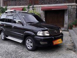 Black Toyota Revo 2004 at 100000 km for sale