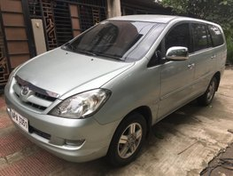 Selling 2nd Hand Toyota Innova 2006 at 109000 km