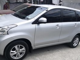 Sell Silver 2014 Toyota Avanza at 54000 km