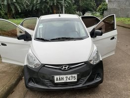 Selling Used Hyundai Eon 2014 at 59000 km in Lucena