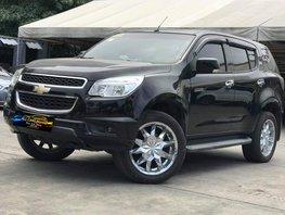2014 Chevrolet Trailblazer 4x2 2.8L LT Duramax AT