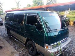 Sell Used 2003 Nissan Urvan Escapade Manual Diesel in Isabela