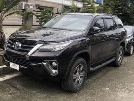 Selling Used Toyota Fortuner 2016 Automatic Diesel