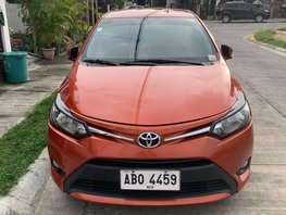Used Toyota Vios 2016 for sale in Quezon City