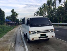 Selling White Mitsubishi L300 2007 Van in Lipa