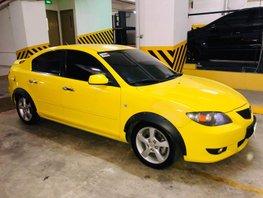 Selling Used Mazda 3 2006 Sedan at 155000 km