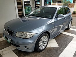 Sell Used 2007 Bmw 118I Automatic at 92000 km