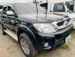 Sell 2nd Hand 2011 Toyota Hilux Truck in Isabela