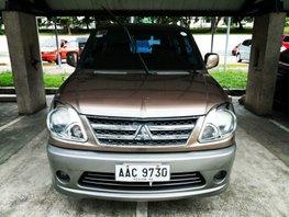 Selling Used Mitsubishi Adventure 2014 Manual Diesel in Imus