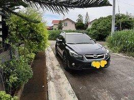 Grey Subaru Xv 2013 Automatic Gasoline for sale