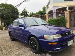 Blue 1994 Toyota Corolla for sale in Adams