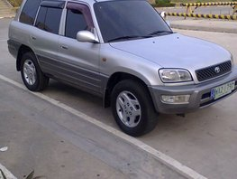 Used Toyota Rav4 1998 Automatic Gasoline for sale