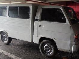 Sell White 1994 Mitsubishi L300 Manual Diesel in San Juan