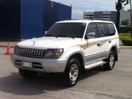 Sell Used 1997 Toyota Land Cruiser Prado Manual Diesel in Pasig