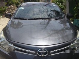 Grey Toyota Vios 2014 at 26000 km for sale