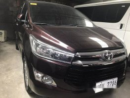 Selling Toyota Innova 2018 in Quezon City