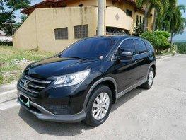 Black Honda Cr-V 2013 Automatic Gasoline for sale