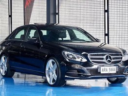 Sell Black 2015 Mercedes-Benz E-Class Automatic Diesel at 28000 km