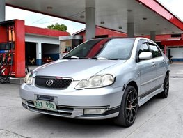 Toyota Corolla Altis 2003 for sale in Lemery