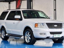 Sell White 2003 Ford Expedition at 92000 km