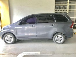 Selling Grey Toyota Avanza 2014 Automatic Gasoline at 57189 km