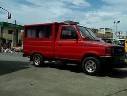 Sell Red 1993 Toyota Tamaraw Manual Gasoline