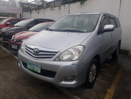 Sell Silver 2010 Toyota Innova Automatic Diesel at 111000 km