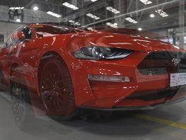 Sell Brand New 2019 Ford Mustang Automatic in Metro Manila