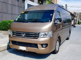 Used 2018 Foton View Traveller at 30000 km for sale