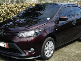 Selling Used Toyota Vios 2018 Manual at 7000 km
