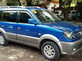 Sell Blue 2015 Mitsubishi Adventure Manual Diesel