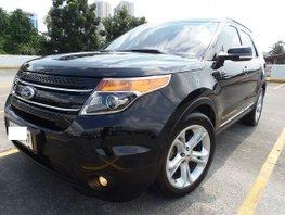 Black 2016 Ford Explorer at 26000 km for sale
