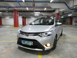 Sell Used 2013 Toyota Vios Manual Gasoline at 68000 km