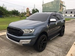 Used 2017 Ford Everest at 78000 km for sale