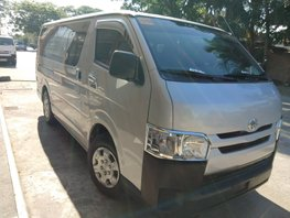 Used 2017 Toyota Hiace Manual Diesel for sale