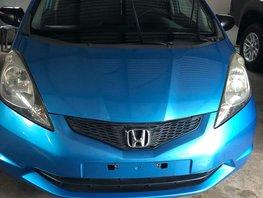 Selling Blue Honda Jazz 2009 at 47000 km in Bulacan