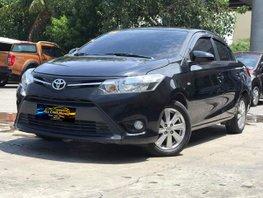 Black 2017 Toyota Vios 1.3E MT for sale in Makati